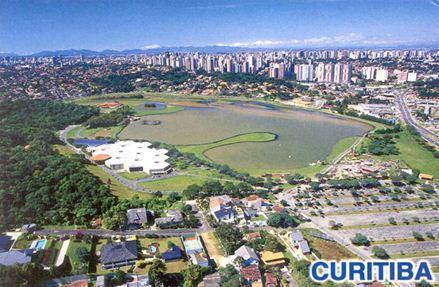 Gambar 8:  Kondisi Kota Curritiba tahun 2010